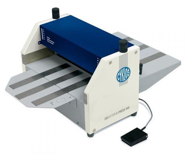 Cyklos C-Press 440 Die Cutting Press
