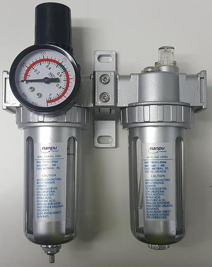 Pistorius Filter Regulator Lubricator