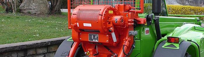 WERNER CABLE WINCHES