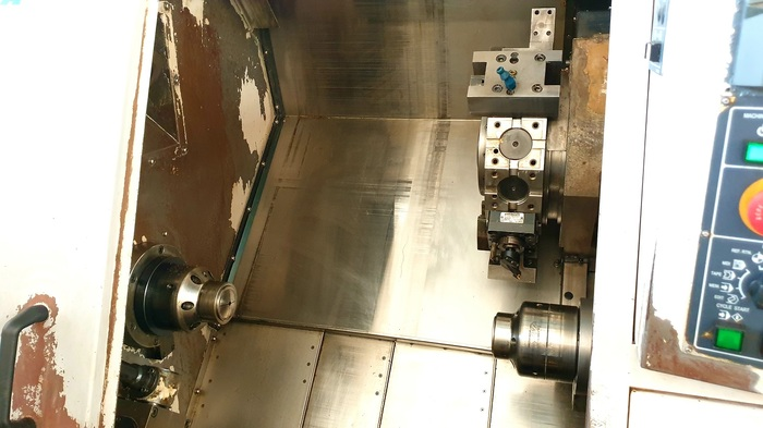 DAEWOO PUMA 230 MSA CNC TurnMill Centers