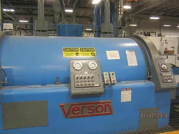 Used Verson Wheelon Fluid Cell Press 50 x 116