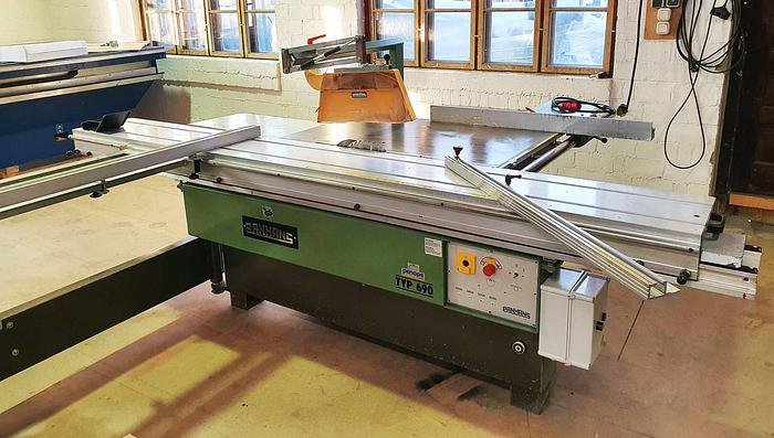 Used 1991 Panhans Germany 690