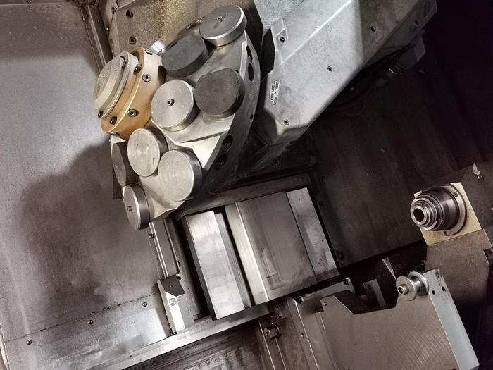 1988 CNC Drehmaschine INDEX GU 1400
