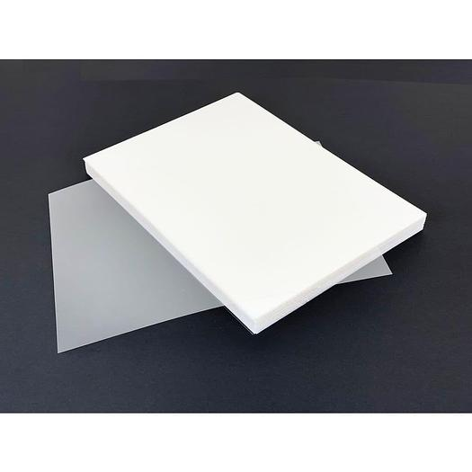 High Quality A4 Clear Polyester Protective Binding Covers 175Micron (100)