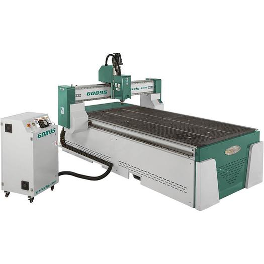 Grizzly G0895 - 4' x 8' CNC Router