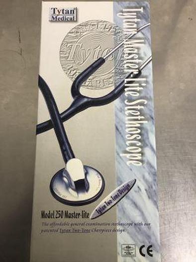 Stethoscope Cardiology Tytan Masterliite 250 Platinum