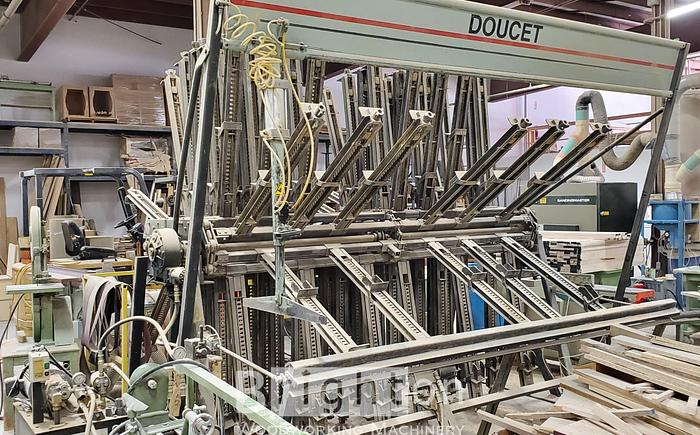 2004 Doucet SRH-16-8.5-96-36-R