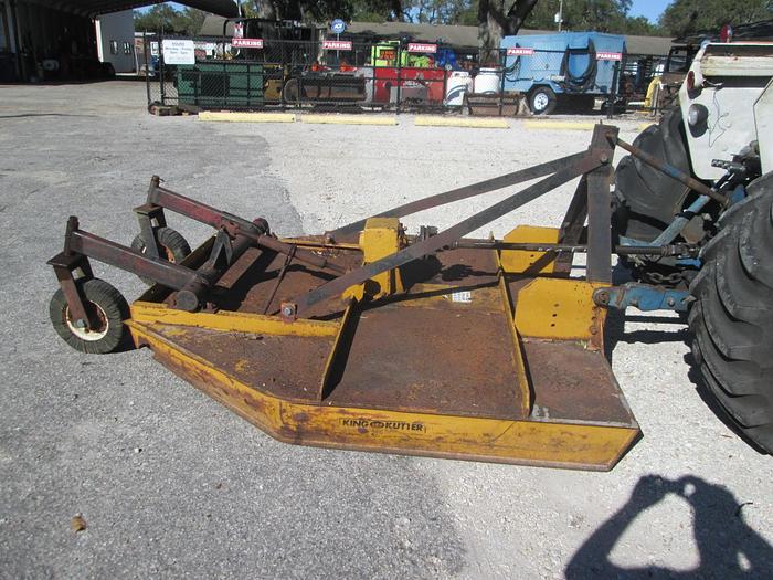 Used 7' King Kutter Rotary Mower