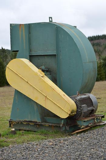 Used Material Handling blower, blower