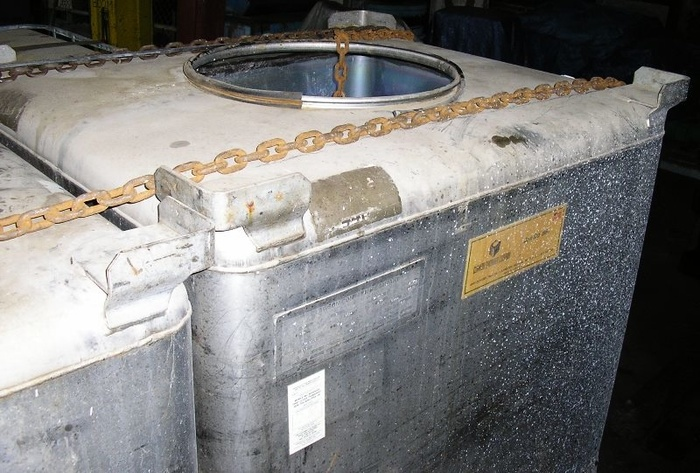 Stainless Steel Tote Tanks