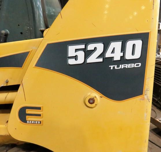 2009 GEHL  5240E  TURBO  SKID STEER