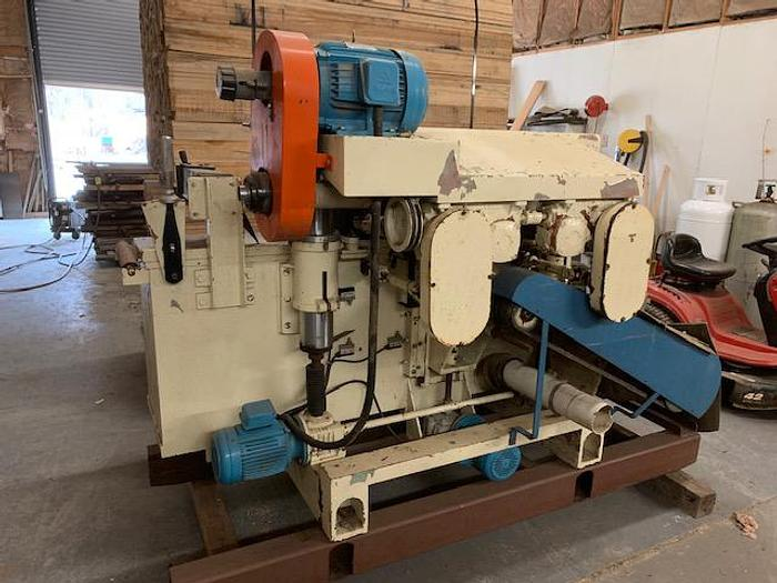 Used Timber Harvester