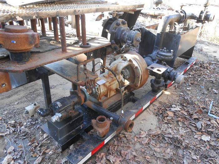 NATIONAL OIL WELL CENTRIFUGAL PUMP  PN# 640100616  SN# M82677    5X4X14