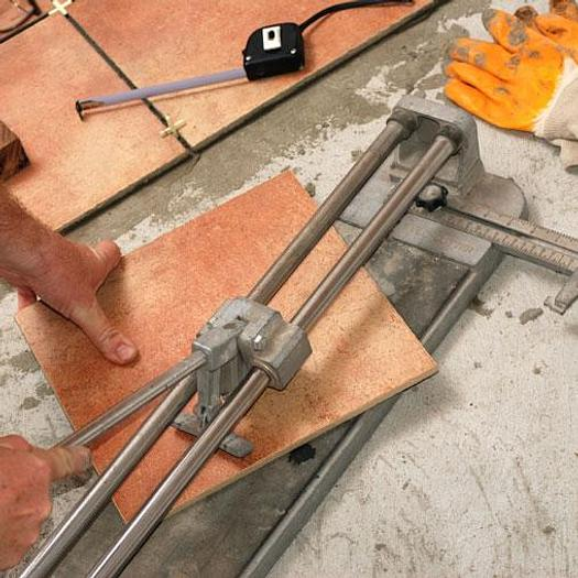 Used Manual Tile Cutter
