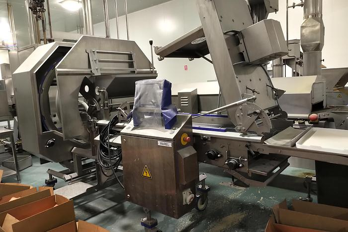 MAREL RotoCrumb  600 wide Crumber as new