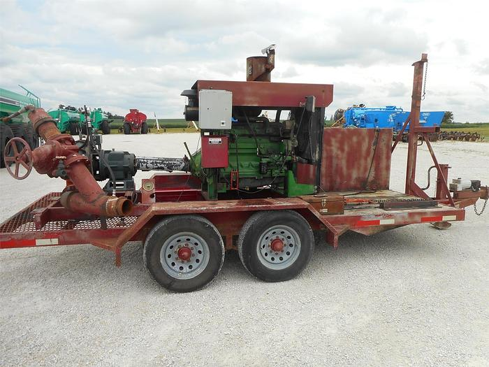 Used CORNELL 4414T Manure Injection System
