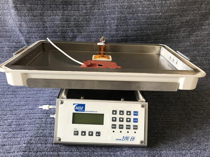 Used GE Wave Biotech Bioreactor system 2/10EH