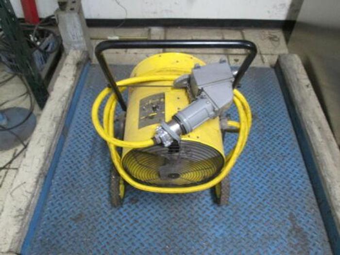 Used Fostoria Heatwave 30 Portable Electric Salamander
