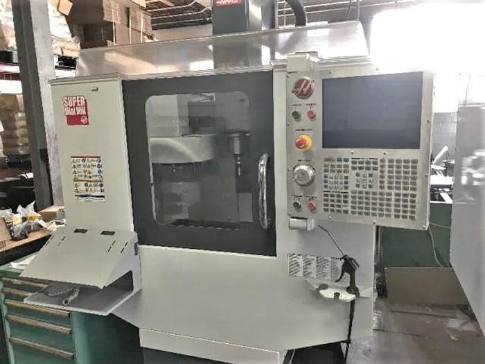 Used 2014 Haas Super Mini Mill