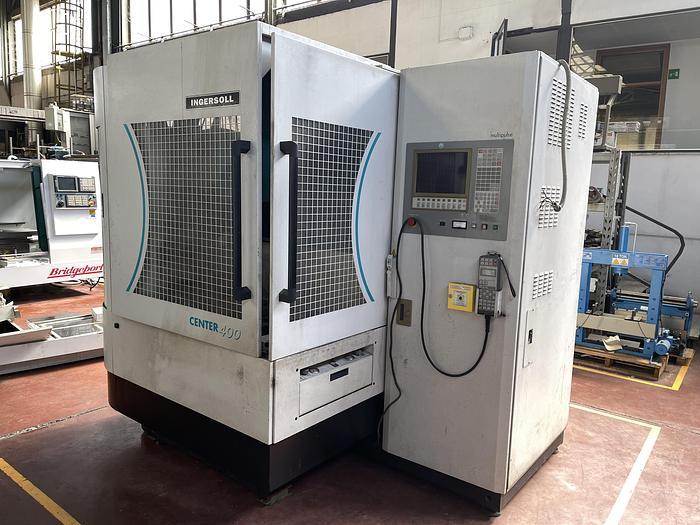 Buone Elettroerosione a Tuffo Cnc INGERSOLL CENTER 400