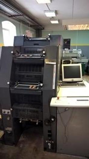 Used Heidelberg QM 46-4