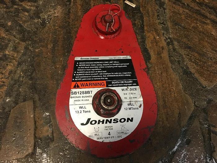 Used JOHNSON
