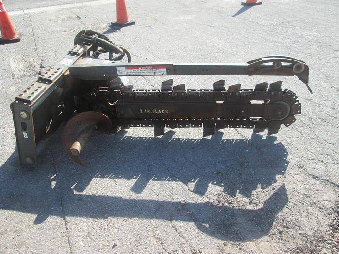 Used Bobcat LT313 Trencher