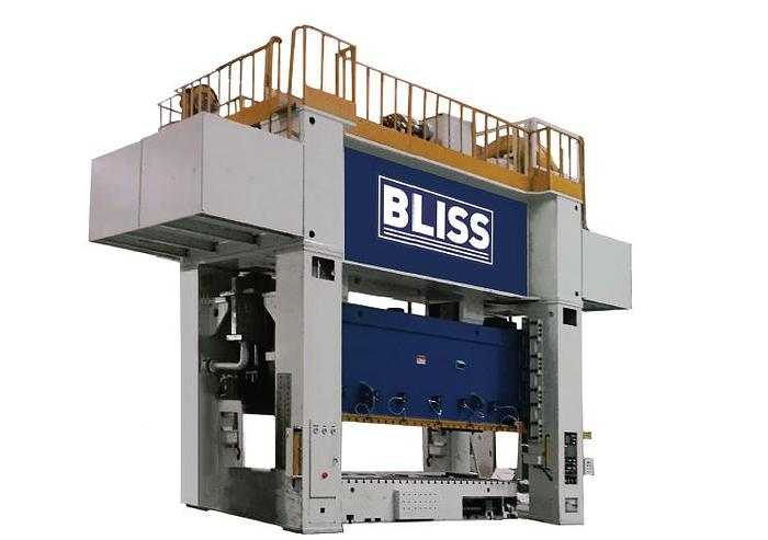 693 ton Bliss Stamping Tie-Rod Press (NEW)