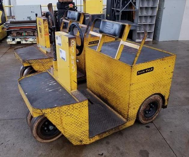 Used Pack Mule Tuggers - 2 Available