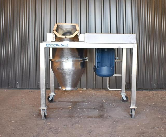 Used USED QUADRO COMIL, MODEL 198 S, STAINLESS STEEL