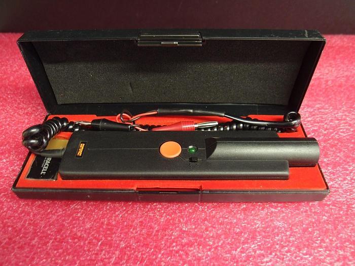 Used Compact Tachoprobe RPM Measurement Unit w Case (1174)
