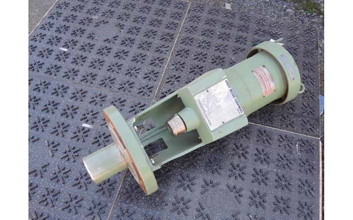USED LIGHTNIN TOP ENTRY MIXER, MODEL: N 33G33, 0.33 HP