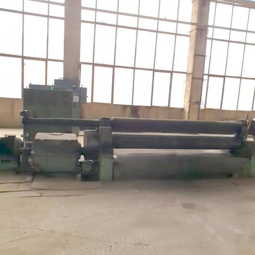 Plate bending machine  XZM 3000/16 PIESOK
