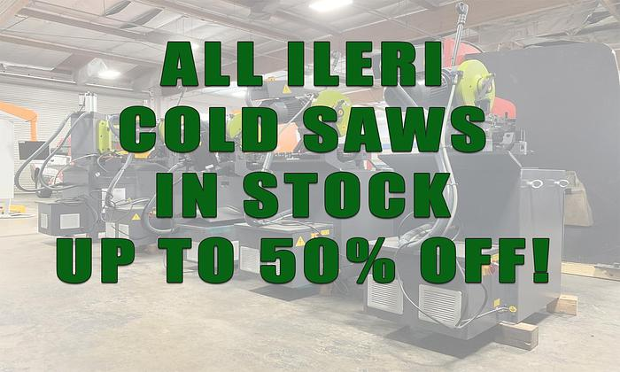 Ileri Cold Saws