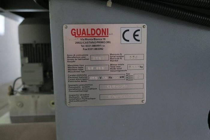 Gualdoni GV400