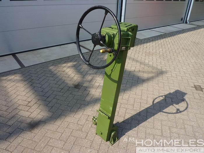 Used Schottel steering stand