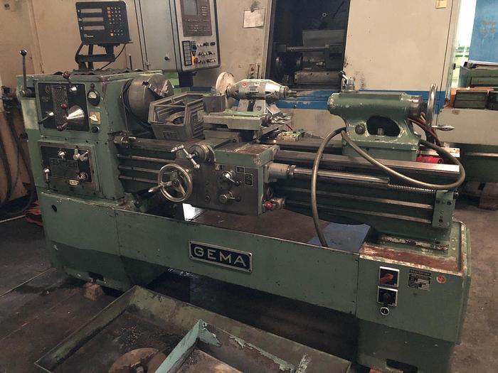 L&Z Drehmaschine GEMA LZ 200