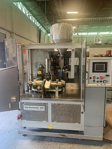 Used Nordenmatic 400