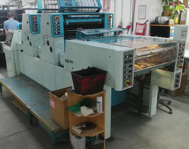 Used Polly 266 APH   1998