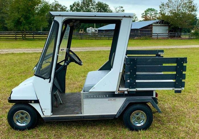 Used Club Car Carryall 1
