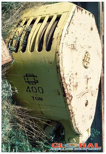 Used Item 0724 : Gardner Denver 400-Ton Travelling Block Hook