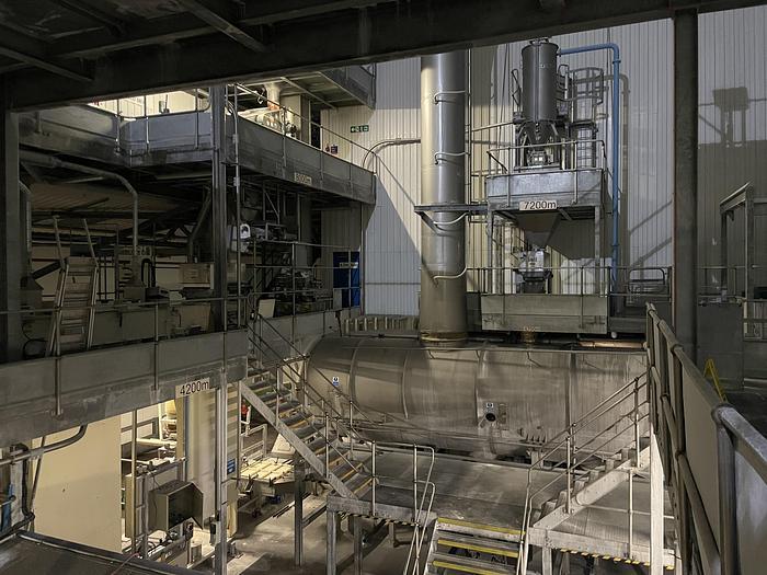Used Complete Detergent Plant (Ten Tonnes Per Hour)