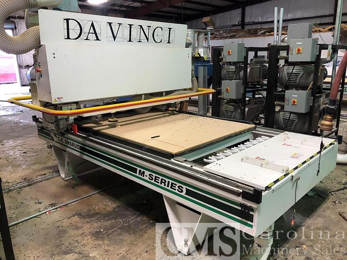 Used CR Onsrud 4 x 8 CNC Router