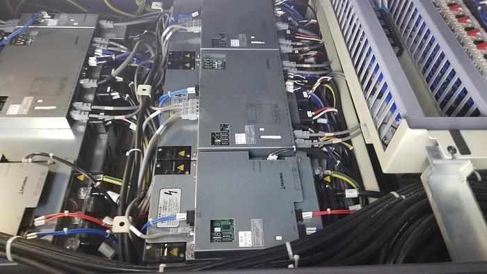 OKUMA Multus U4000 2SW2000 Multitasking CNC Lathe W/ Milling Head,  Big Bore, Sub Spindle, Lower Turret
