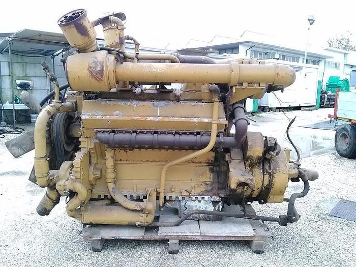 Usata Motore, CATERPILLAR D34 PC