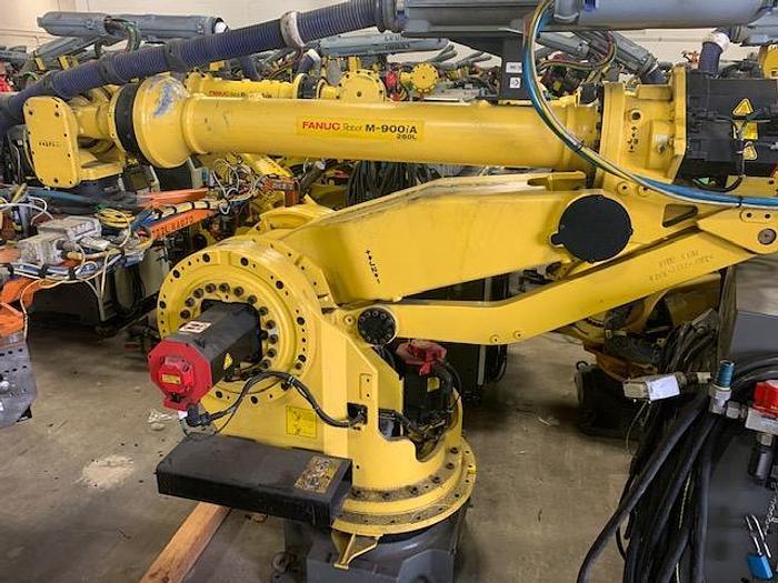 Used FANUC M900iA/260L