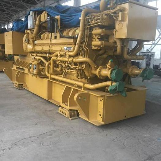 1.93 MW 2011 New Caterpillar C175-16 Diesel Generator Set