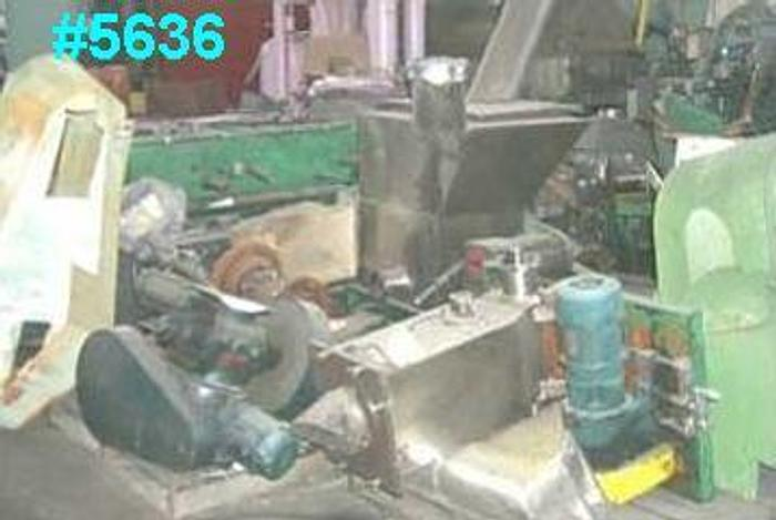 Used 4L X 10D FITZPATRICK CHILSONATOR – C/S – WITH FITZMILL
