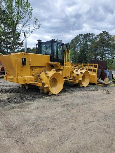 Used CAT Compactor