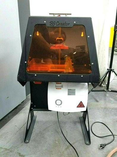 Used BJ Creator Mini 3D Printing Machine Prototype Prototyping printer